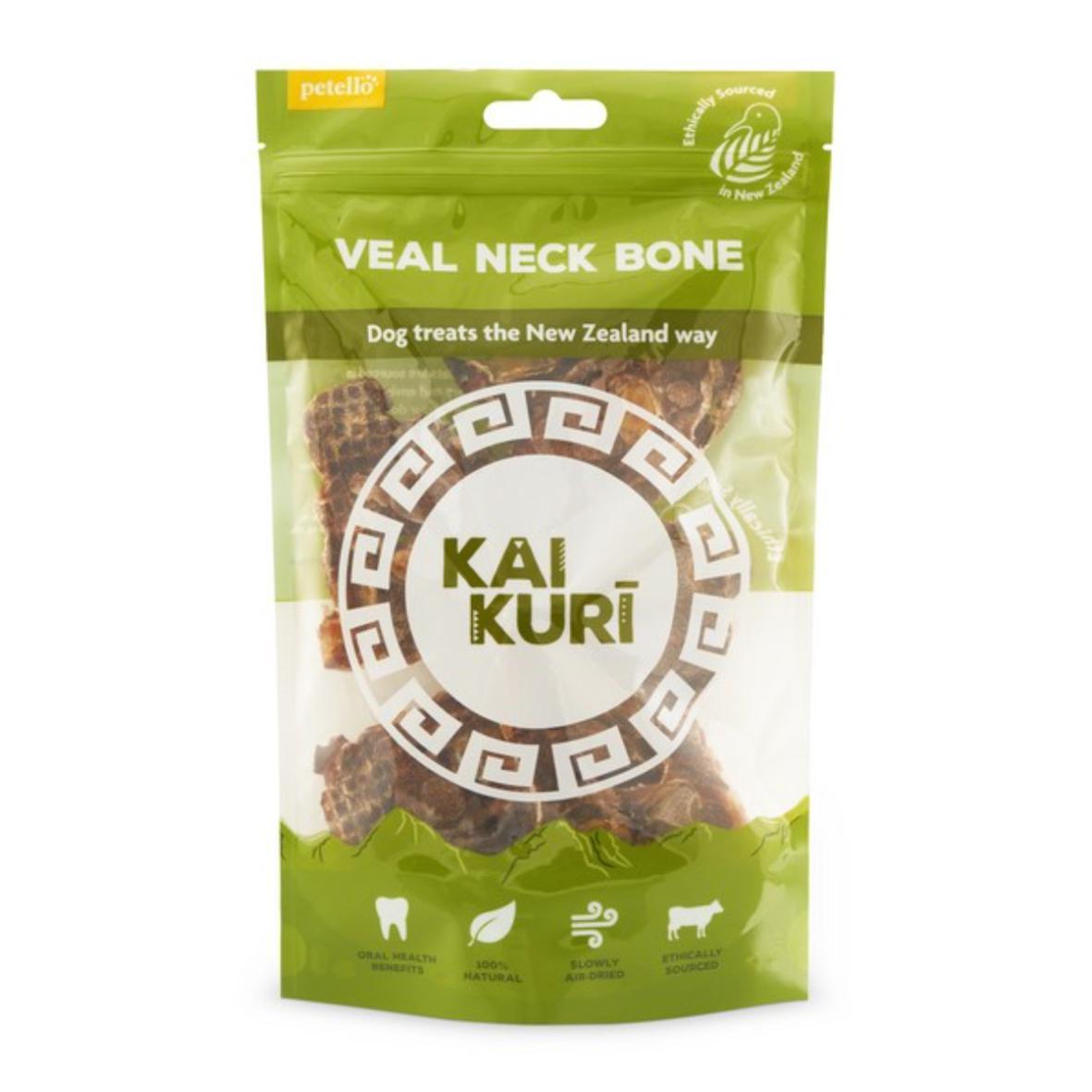 Kai Kuri Veal Neck Bone Slices 100g