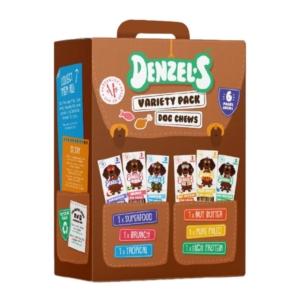 Denzels Variety Pack Dog Chews