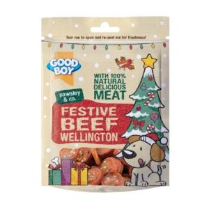 Good Boy Pawsley Festive Beef Wellington