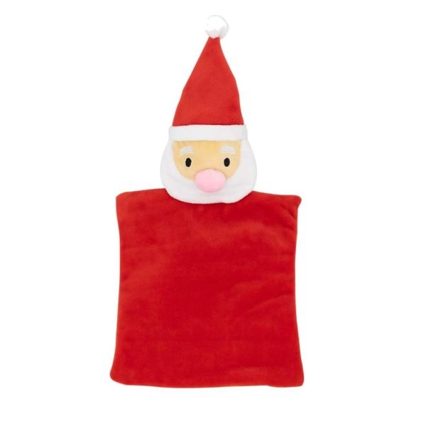 Good Boy Santa Crinkle Cuddler