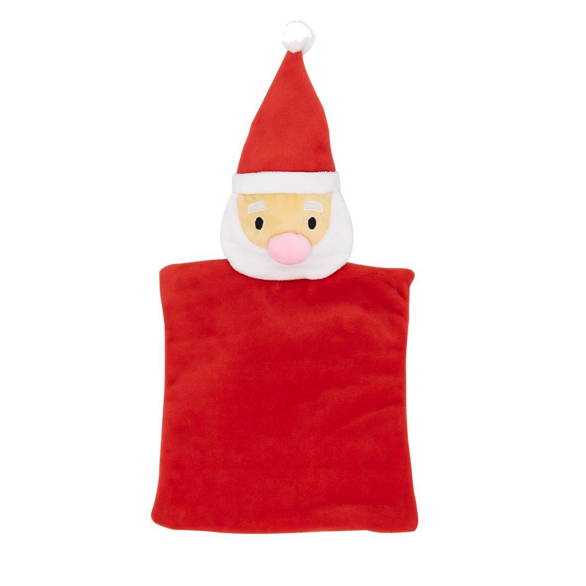 CLEARANCE Good Boy Santa Crinkle Cuddler 32cm