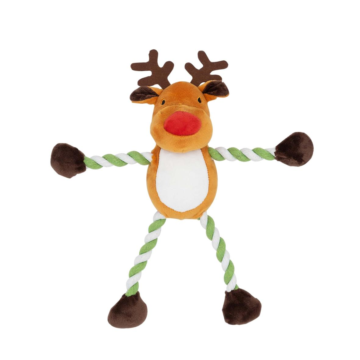 CLEARANCE Good Boy Hug Tug Reindeer 30cm
