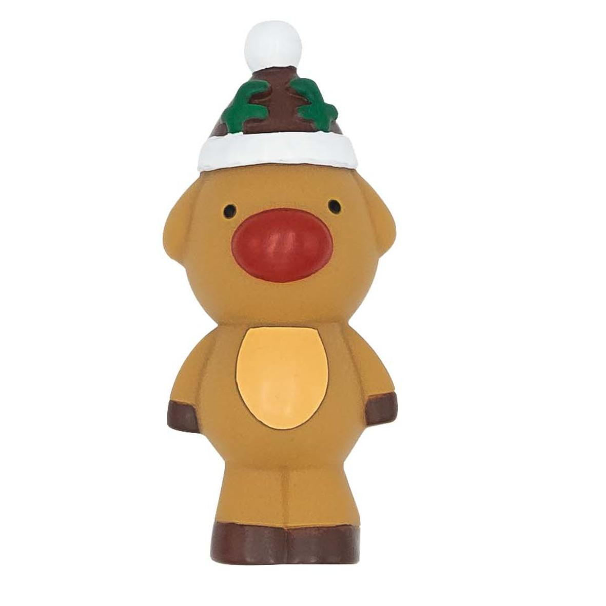 CLEARANCE Good Boy Squeaky Reindeer 13cm