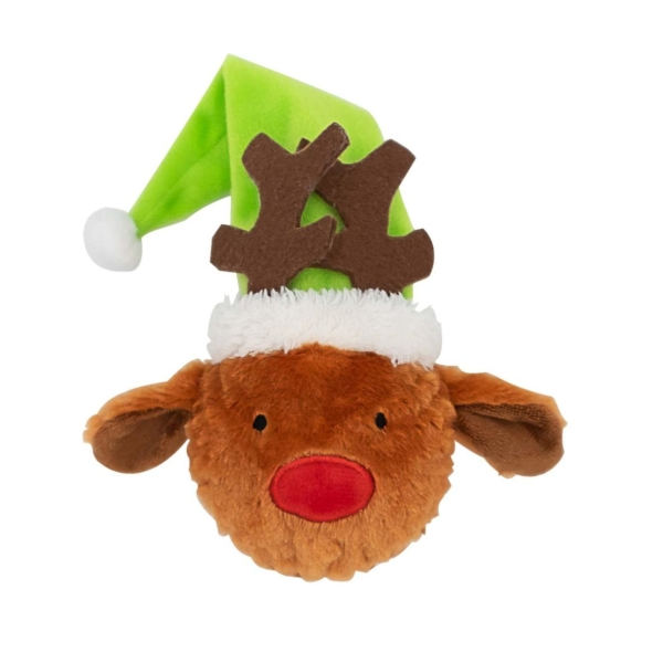 Good Boy Reindeer Thrower 30cm