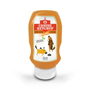 Canine Ketchup Peanut Butter Flavour 425g
