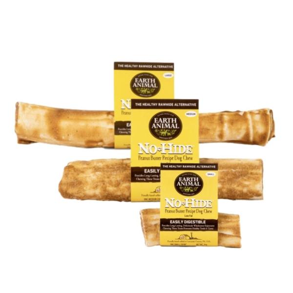 Earth Animal No-Hide Chew Peanut Butter