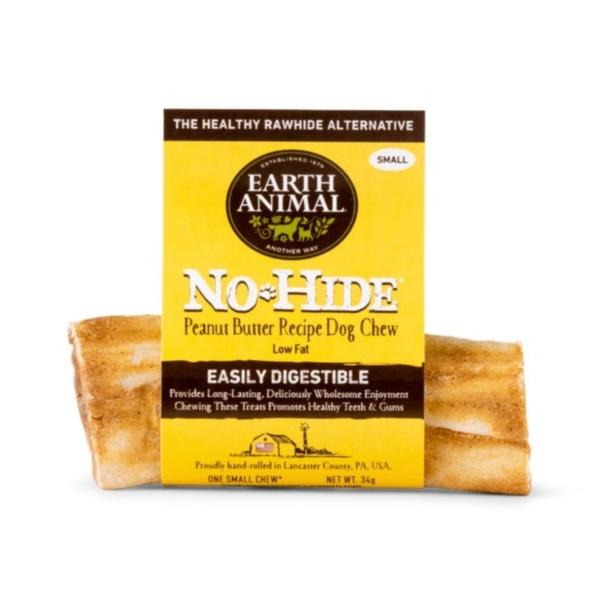 Earth Animal No-Hide Chew Peanut Butter SMALL