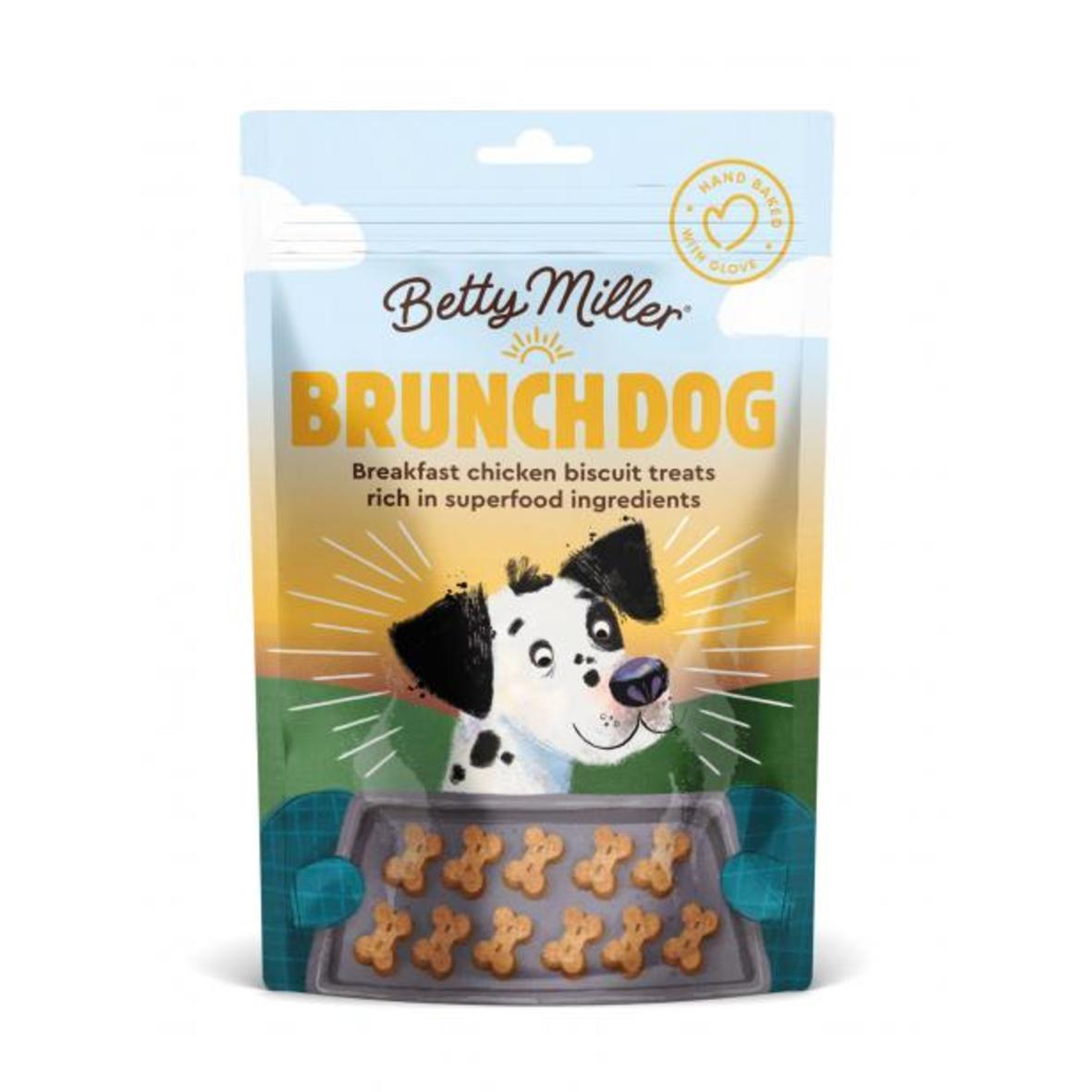 Betty Miller Brunch Dog Treats 100gm