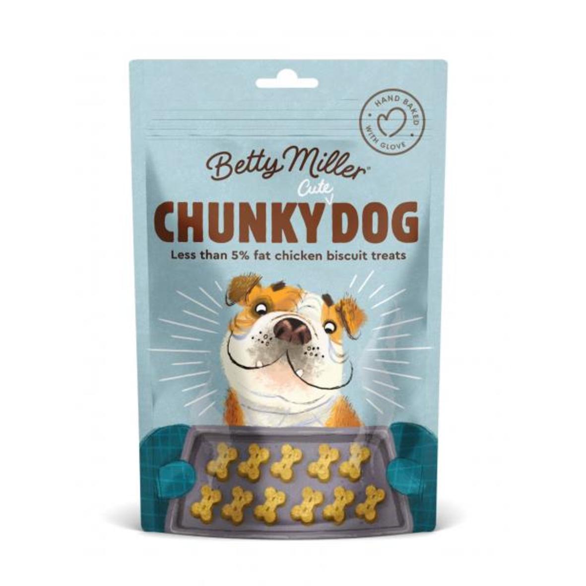 Betty Miller Chunky Dog Treats 100gm