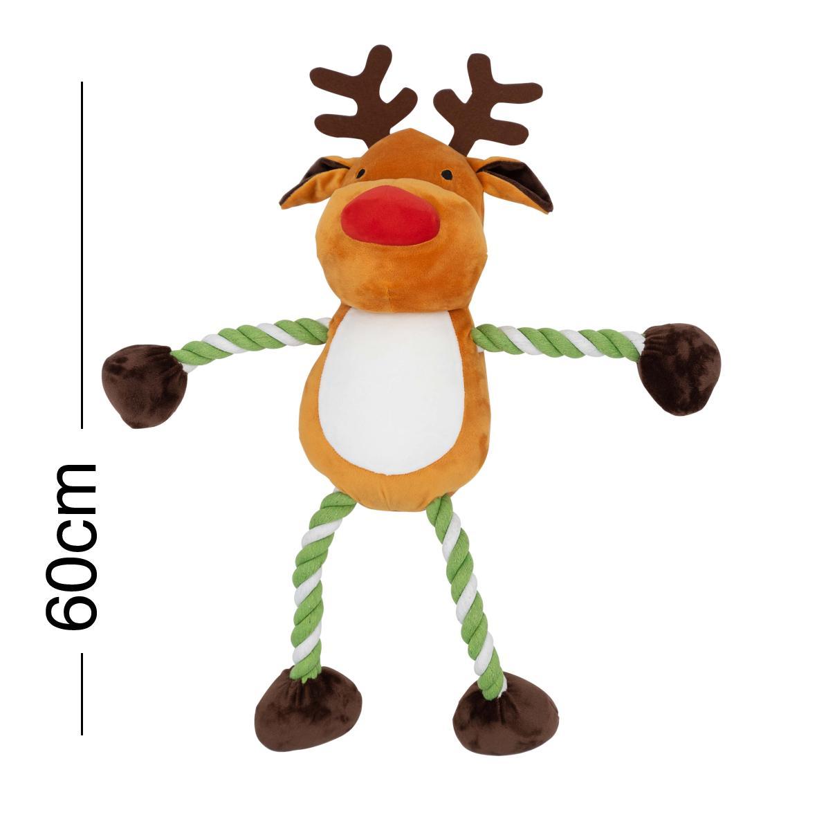 CLEARANCE Good Boy Hug Tug Reindeer Large 60cm