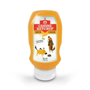 Canine Ketchup Cheese flavour 425g