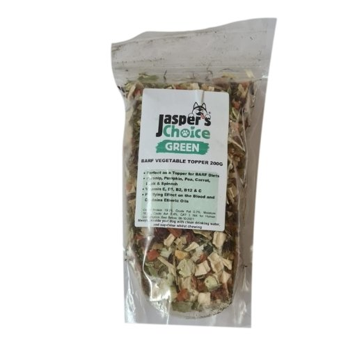 Jaspers Choice Vegetable Meal Topper 200g