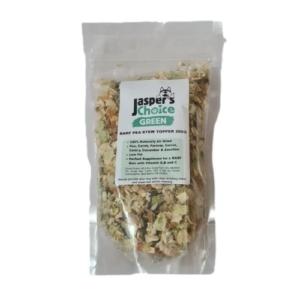 Jaspers Choice GREEN Pea Stew Topper 200g