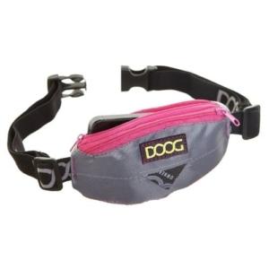 DOOG Mini Belt Neon Pink/Grey