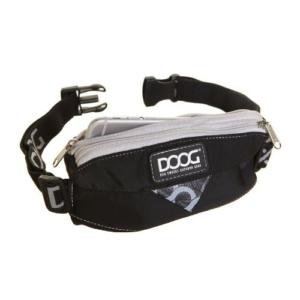 DOOG Mini Belt Black Stretch