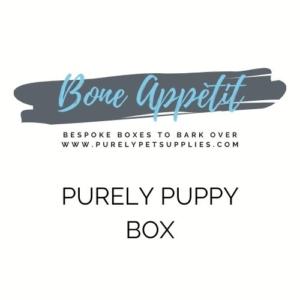 Bone Appetit Purely Puppy Box