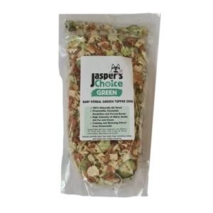 Jaspers Choice GREEN Herbal Garden Topper