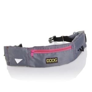 DOOG Walkie Belt Pink/Grey