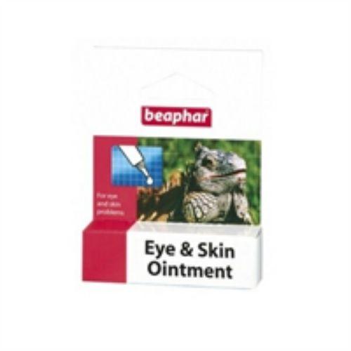 CLEARANCE BEAPHAR Reptile Eye & Skin Ointment 5ml