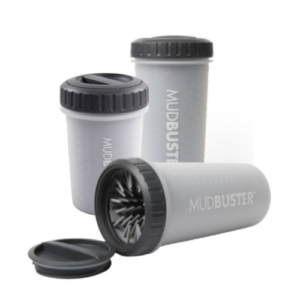 DEXAS MudBuster with Travel Lid