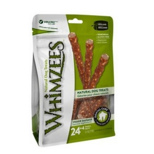 CLEARANCE Whimzees Veggie Sausages Small 28pcs