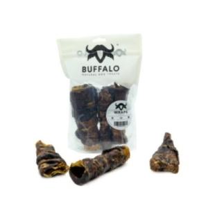 BUFFALO Trachea Wraps 3pcs