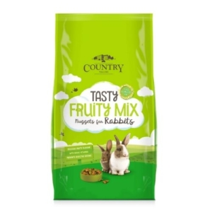 Country Values Fruity Mix Nuggets for Rabbits 1.5kg VAT FREE
