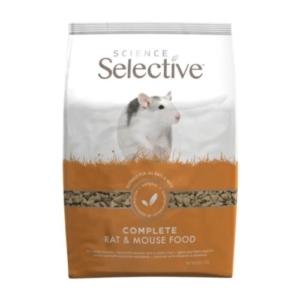 SCIENCE Selective Rat & Mouse Food 1.5kg