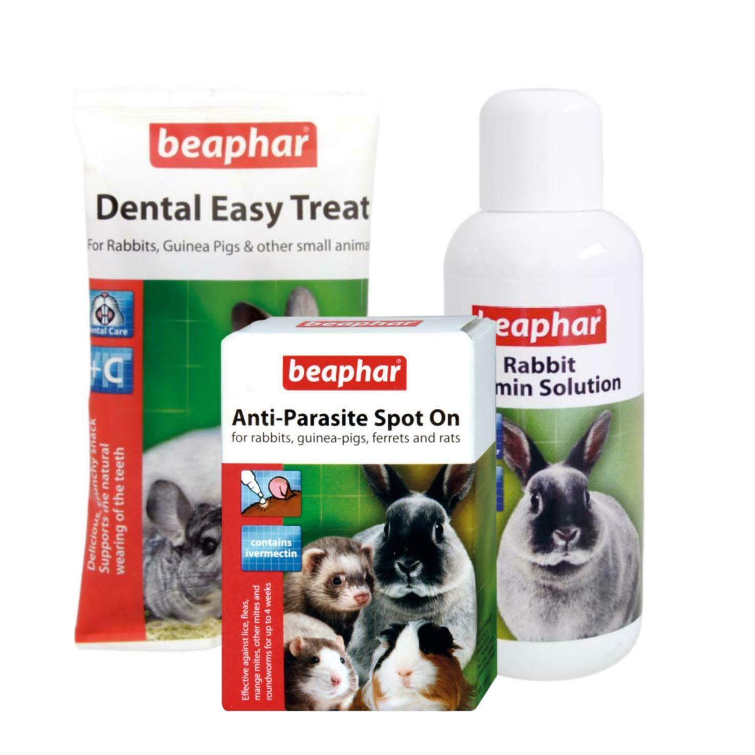 BEAPHAR Healthy Rabbit Bundle 3pc