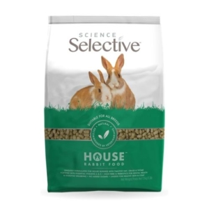 SCIENCE Selective House Rabbit Food 1.5kg