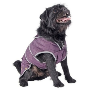 ANCOL MuddyPaws Barker Quilt Jacket Small 30cm