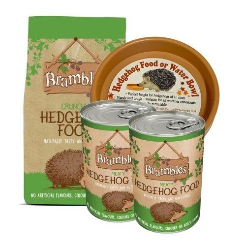 Hedgehog Feeding Starter Kit 4pcs