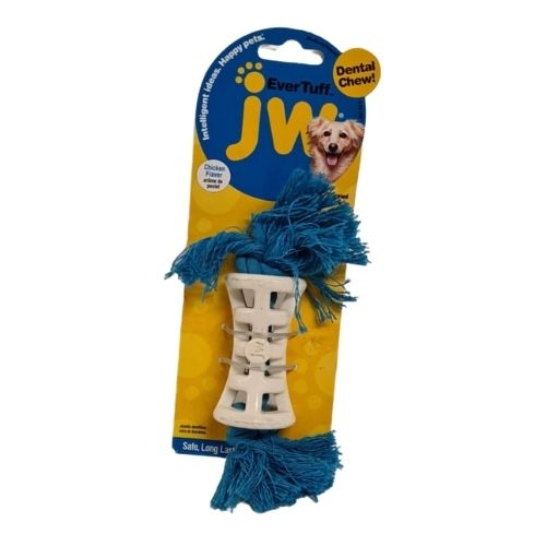 CLEARANCE JW EverTuff Nylon Funnel with Rope (Chicken Flavour)