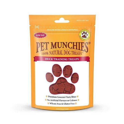 Pet Munchies Duck Training Treats 50gm