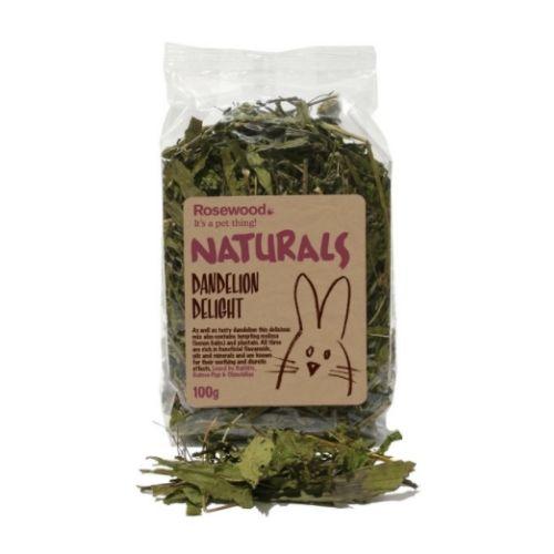 Rosewood NATURALS Dandelion Delight 100g