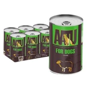 AATU Lamb Tins 6x400g