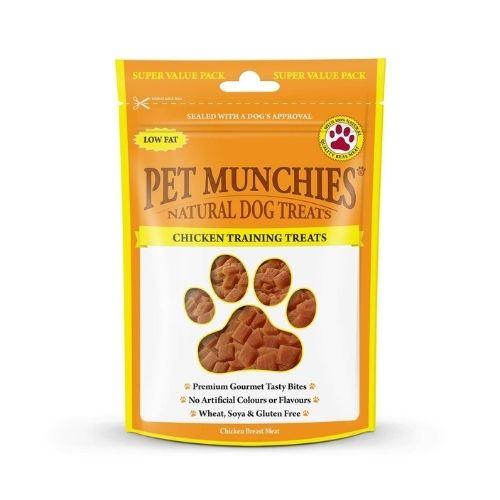 Pet Munchies Chicken Training Treats 150gm