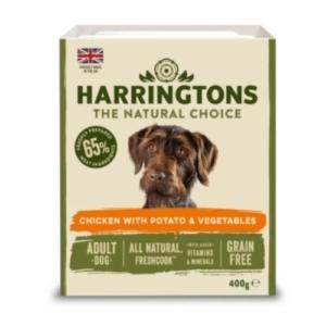 Harringtons Chicken with Potato & Vegetables 8x400g