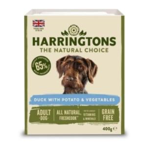 Harringtons Duck with Potato & Vegetables 8x400g