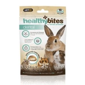 VetIQ Healthy Bites Dental Treats 30g
