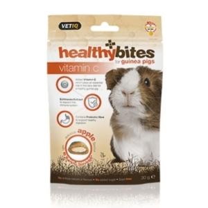 VetIQ Healthy Bites Vitamin C Treats for Guinea Pigs 30g