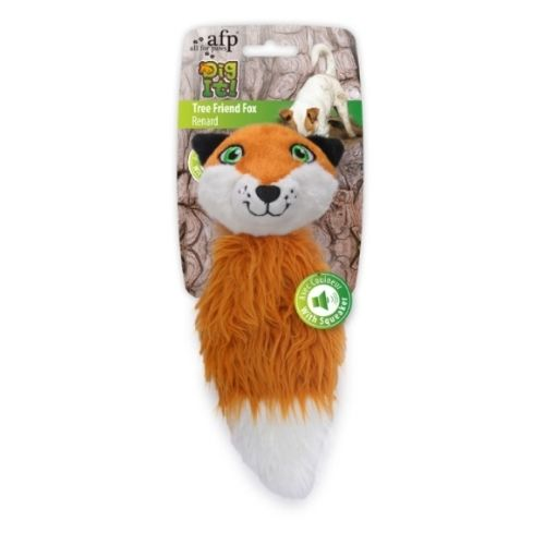All for Paws Dig It Tree Friend Fox 32cm