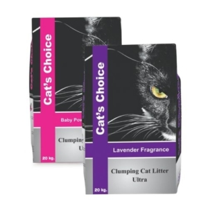 Cats Choice Clumping Litter Ultra