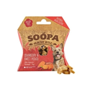 SOOPA Healthy Bites Cranberry & Sweet Potato 50g