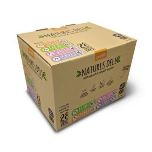 NATURES DELI Adult Multipack 28x400g