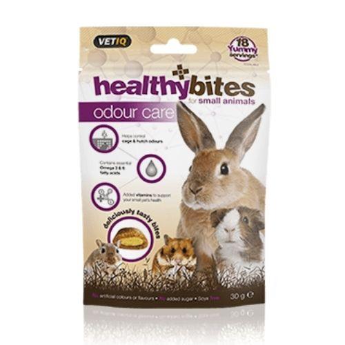 VetIQ Healthy Bites Odour Care Treats 30g