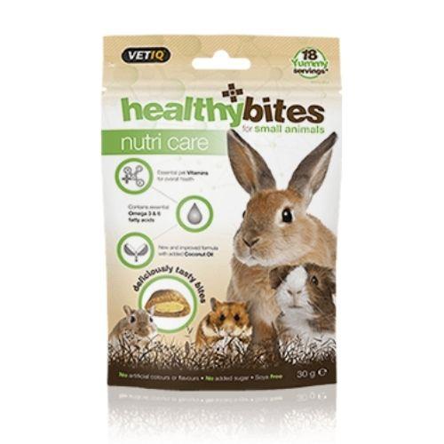 VetIQ Healthy Bites Nutri Care Treats 30g