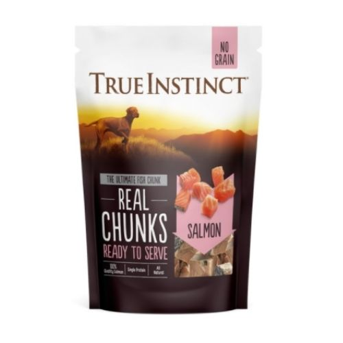 Natures Variety 100% Salmon Freeze Dried Fish Chunks 200g OLD PACKAGING