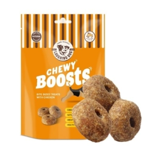Laughing Dog Chewy Boosts 125g