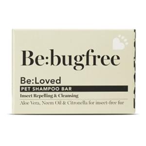 Be:Loved Be:Bugfree Pet Shampoo Bar 100g